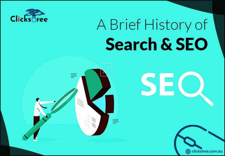 A Brief History of Search & Search Engine Optimization