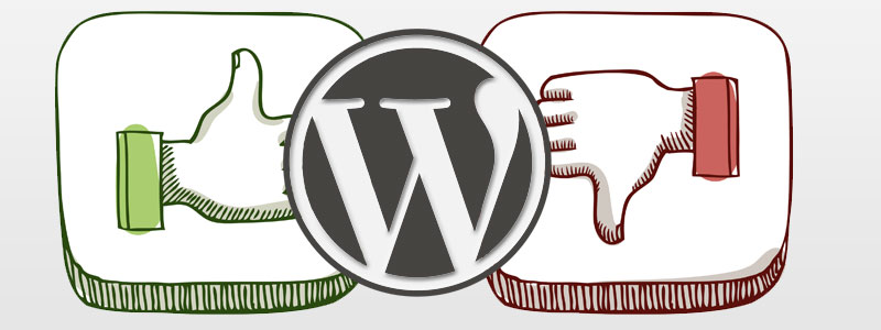 WordPress Pros and Cons-Clickstree