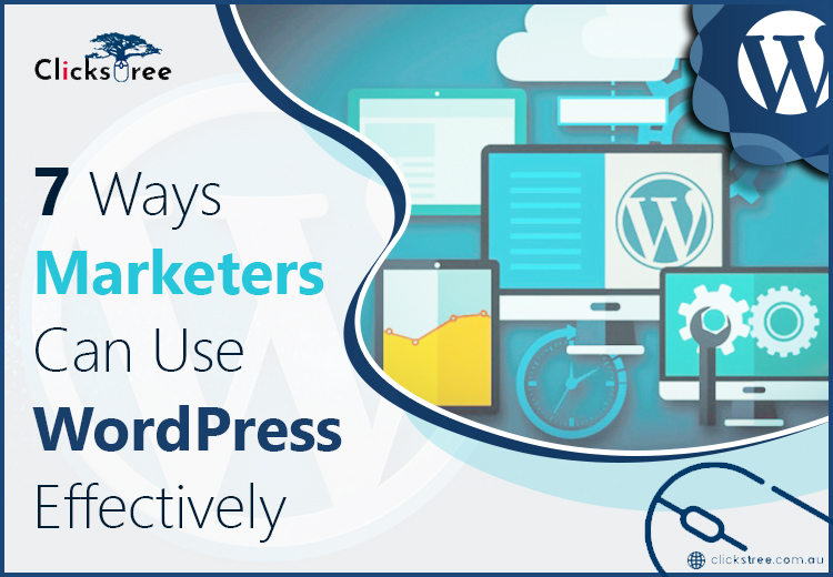 7 Ways Marketers Can Use WordPress Effectively